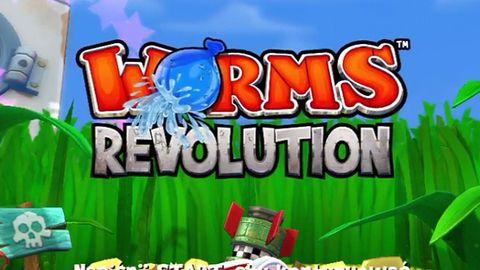 Worms Revolution - Znajomy zapach napalmu o poranku [recenzja]