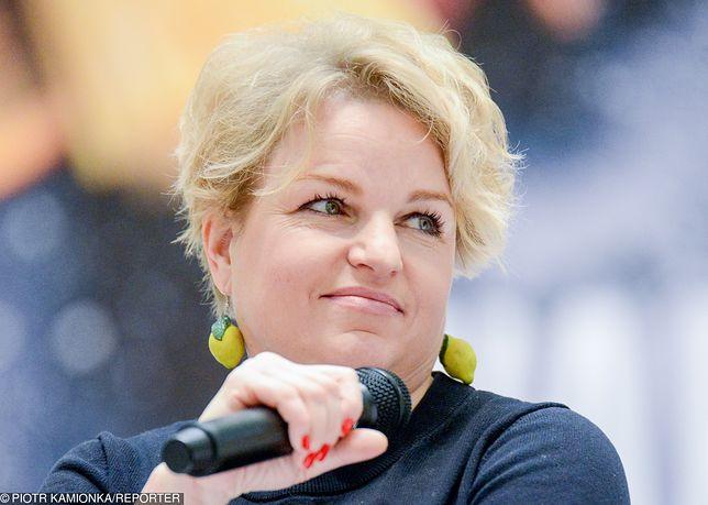 Katarzyna Bosacka odpowiedziała na oświadczenie TVN