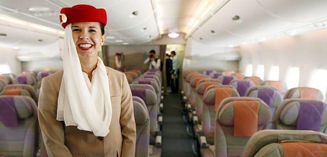 Linie Emirates rekrutują personel pokładowy w Polsce