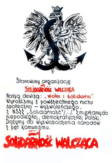 O radykalnej opozycji w PRL