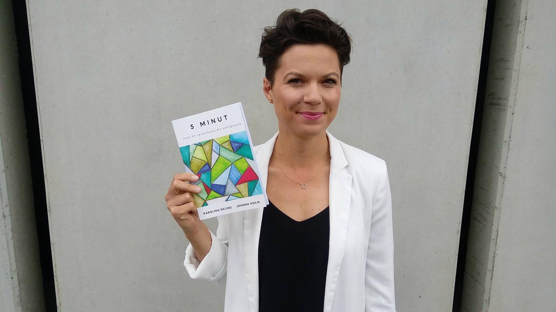 Joanna poleca lekturę na zabiegane życie