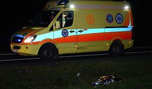Tragiczny wypadek na DK19. Nie żyje kierowca renault