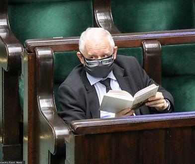 """Kaczyński: """"Mamy święte prawo do zreformowania wymiaru sprawiedliwości"""""""