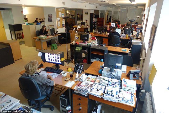 Pracownicy muszą zostać poinformowani o tym, że w biurze zainstalowany jest monitoring