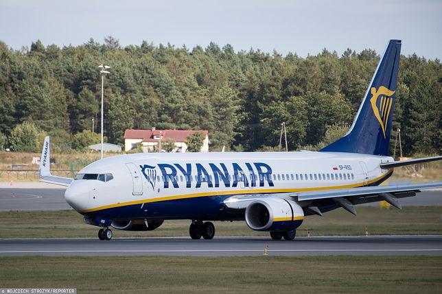Ryanair otwiera nową trasę z Poznania i Krakowa.
