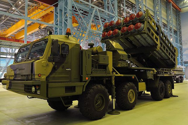 Rosja wprowadza nowe systemy przeciwlotnicze o zasięgu 600 km