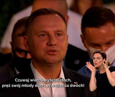 """Małgorzata Limanówka podbiła serca widzów """"migami"""" do powstańczych melodii"""
