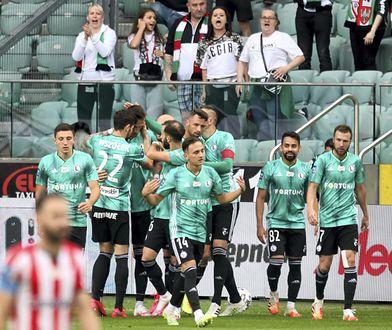 Legia Warszawa z pewnym mistrzostwem Polski