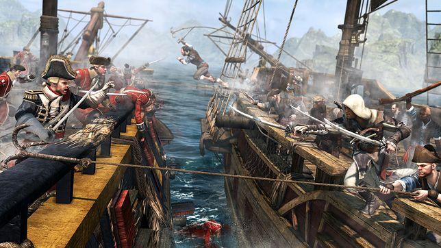 """Assassin's Creed IV: Black Flag"" za darmo. Po prostu"