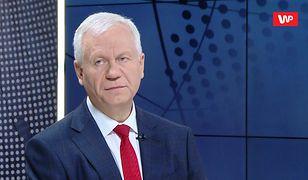 Pedofilia. Prowokacja w Sejmie. Stanowcza reakcja Marka Jurka