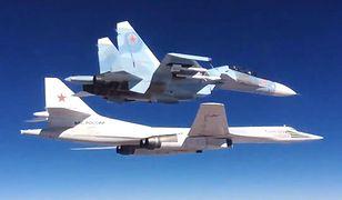 Rosja. Bombowce nad Bałtykiem. Poderwane zostały samoloty NATO