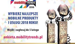 Plebiscyt Mobility Trends – trwa głosowanie na najlepsze produkty i usługi