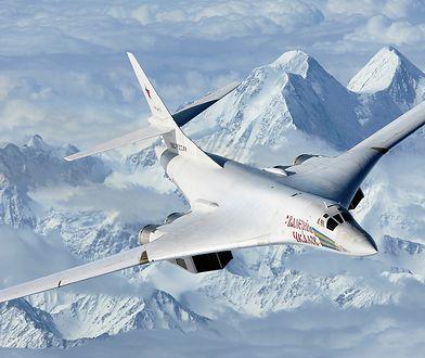 Pierwszy seryjny Tu-160M2. Produkcję wznowiono po ponad 20 latach przerwy
