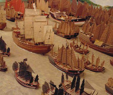 Zapomniana flota admirała Zheng He, czyli jak Chiny nie podbiły świata