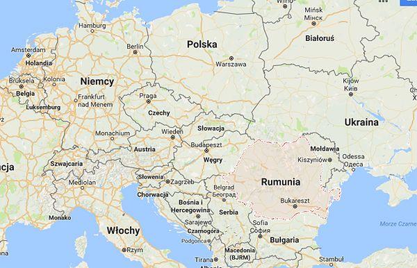 Trzęsienie ziemi w Rumuni. Wstrząsy były odczuwalne