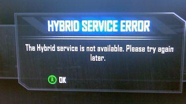 Hybrid zalicza falstart[Aktualizacja]: Pooooszło!