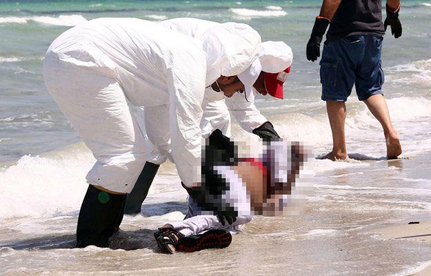 Morze wyrzuciło na brzeg ponad 80 ciał, dramat uchodźców trwa