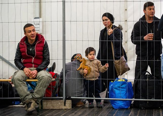 Ze Słowenii do Austrii przybywa dziennie ok. 3 tys. migrantów