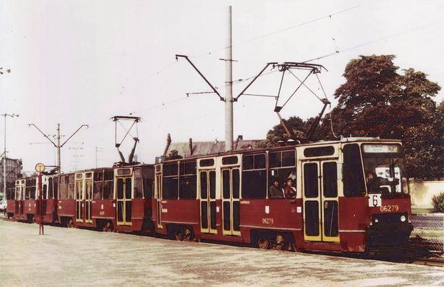 Tak wyglądał wyremontowany tramwaj (zdjęcie pochodzi ze zbiorów Sebastiana Zomkowskiego)