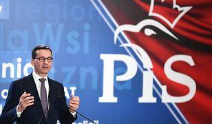 """Mateusz Morawiecki mówił, że reforma gimnazjów jest czymś """"szalenie potrzebnym"""""""