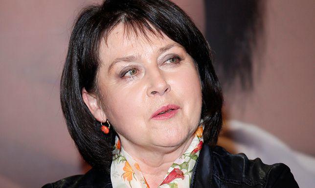 Elżbieta Jaworowicz rzadko udziela wywiadów.