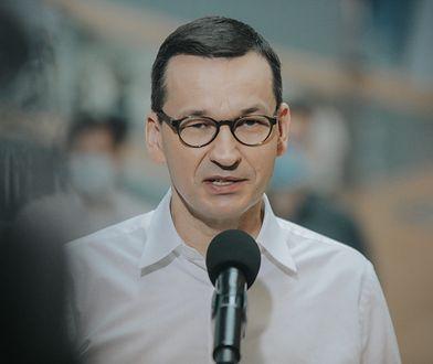 Sondaż IBRIS dla WP. Polacy ocenili działalność premiera Mateusza Morawieckiego