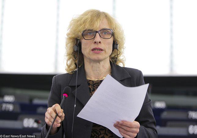 Beata Gosiewska twierdzi, że członkowie PE celowo atakują PiS