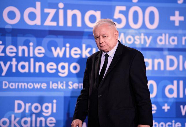 """""""Sueddeutsche Zeitung"""" pisze, że Jarosław Kaczyński jest """"gorliwy w rozbijaniu niezależnego wymiaru sprawiedliwości"""""""