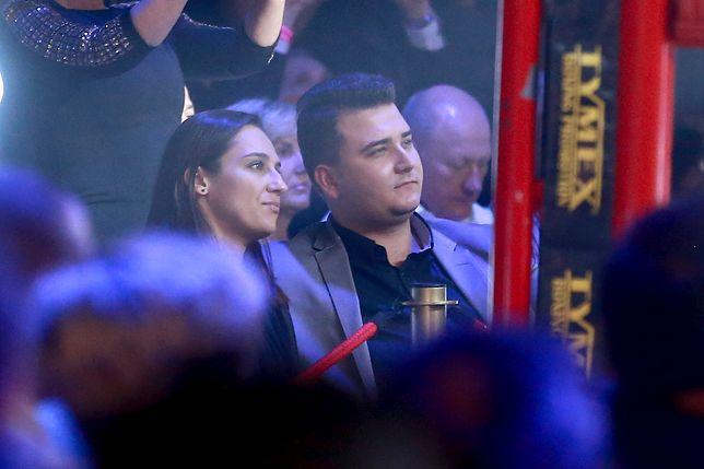 Bartłomiej Misiewicz został fanem boksu