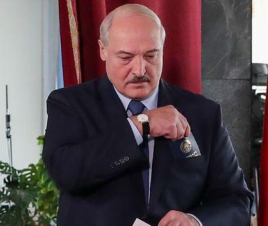 """Białoruś. UE szykuje sankcje. Powstaje """"czarna lista"""""""