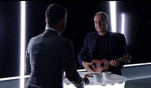 """Paweł Kukiz był pierwszym śpiewającym gościem w """"Gabinecie Cieni"""""""