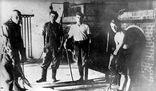 Sonderkommando w obozie koncentracyjnym Dachau