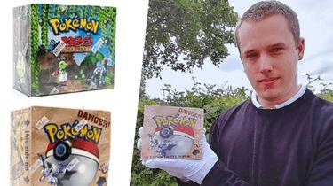 Znalazł karty Pokemon pod schodami. Sprzedał je za niemal 200 tys. złotych