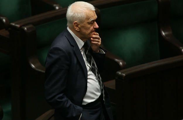 Kornel Morawiecki: nie trzeba robić z wypadku premier wielkiego halo, tragedii narodowej