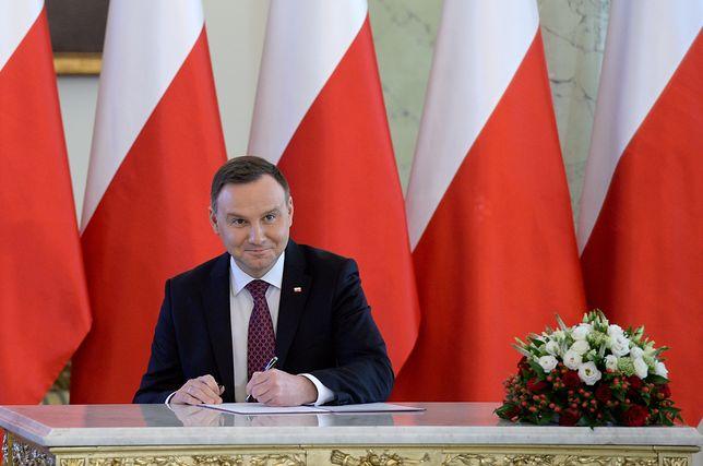Tak ułaskawia prezydent Andrzej Duda. Na liście zabójca, złodzieje i oszuści