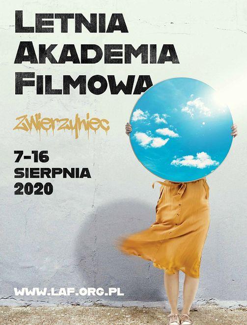 Kino z Roztocza nadaje na świat 21. Letnia Akademia Filmowa w Zwierzyńcu 7-16 sierpnia 2020 r. Edycja hybrydowa