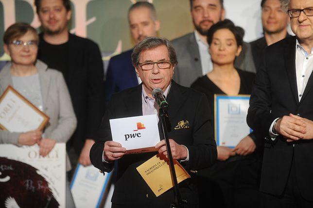 Krzysztof Zanussi laureatem Orła 2019 za osiągnięcia życia