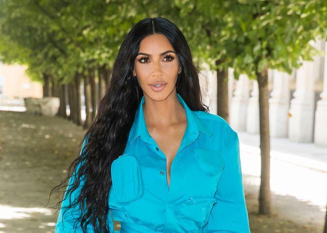 Kim Kardashian skończyła w tym roku 38 lat