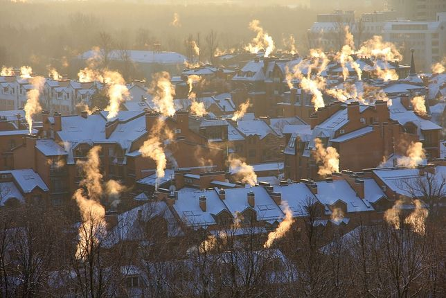 Przyczyna smogu tkwi również w budynkach