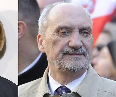 Ilona Łepkowska poznała Antoniego Macierewicza, kiedy była nastolatką