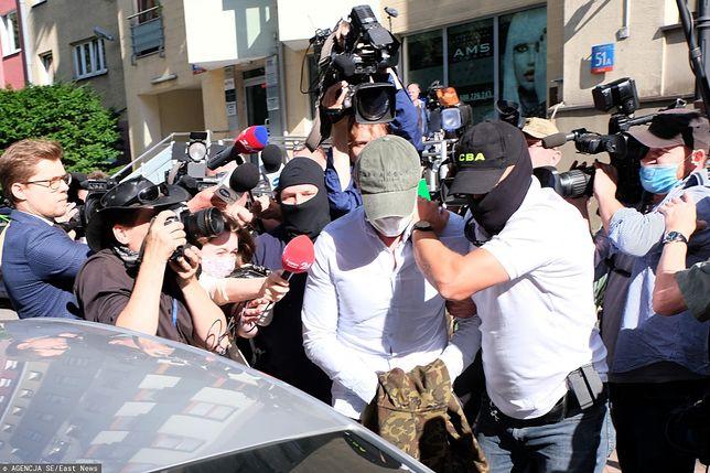 Decyzją sądu Sławomir Nowak został aresztowany na 3 miesiące