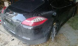 Drogie auta wciąż są łakomym kąskiem dla złodziei