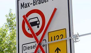 Na tę ulicę w Hamburgu nie wjadą samochody z silnikiem Diesla, które nie spełniają normy Euro 5