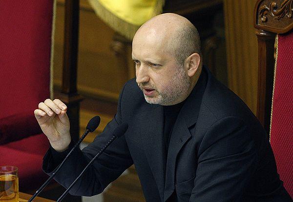 Ołeksandr Turczynow: bronimy nie tylko Ukrainy, ale całej Europy