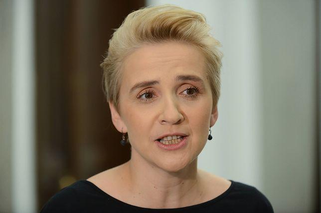 Rozmawiała z papieżem. Teraz Scheuring-Wielgus chce, żeby Kościół stanął przed Trybunałem w Hadze