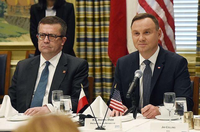 Wpadka ambasadora Polski w USA. Zobacz, co napisał o neofaszystach