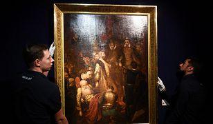 Rekordowa aukcja w Polsce: obraz Matejki sprzedany za prawie 3,7 mln zł