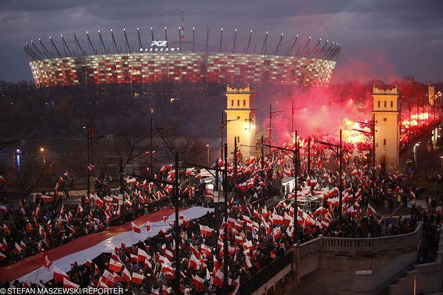 Organizatorzy Marszu Niepodległości: słowa Gronkiewicz-Waltz o rozwiązaniu marszu to prowokacja