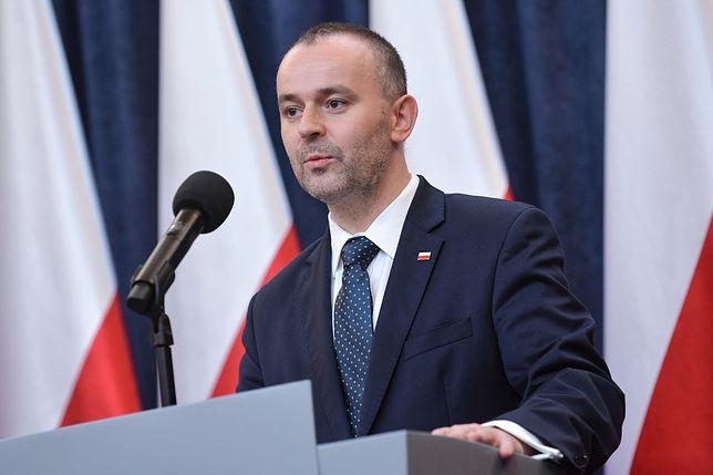 Paweł Mucha odniósł się do powołania nowych sędziów Sądu Najwyższego