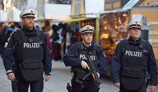 Seehofer chce także dozbroić niemiecką policję